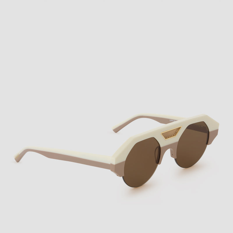 Quarter View of Uppercut Dune Sunglasses