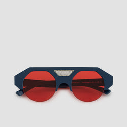 Front View of Uppercut Starlord Sunglasses