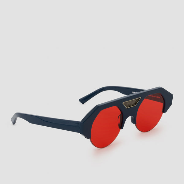 Quarter View of Uppercut Starlord Sunglasses