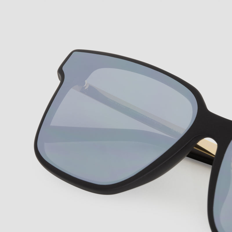 Detail shot of Wall Big Daddy (Mirror) Sunglasses