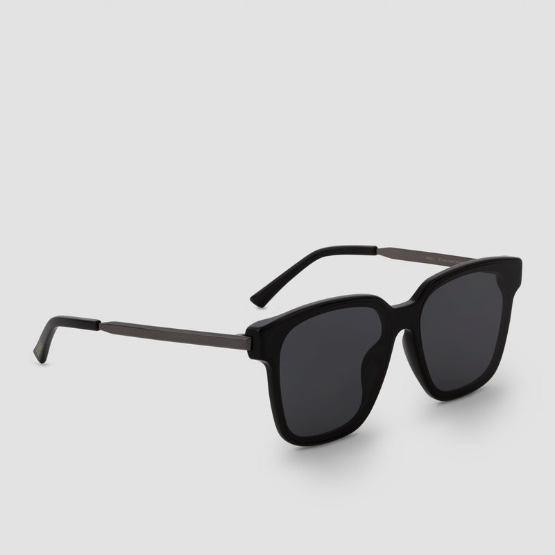 Quarter View of Wall Boombox Brigade Sunglasses