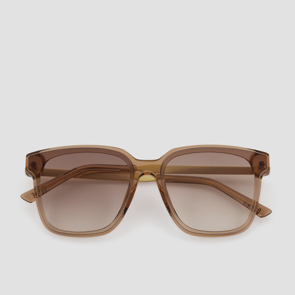 Front View of Wall Almond Sunglasses