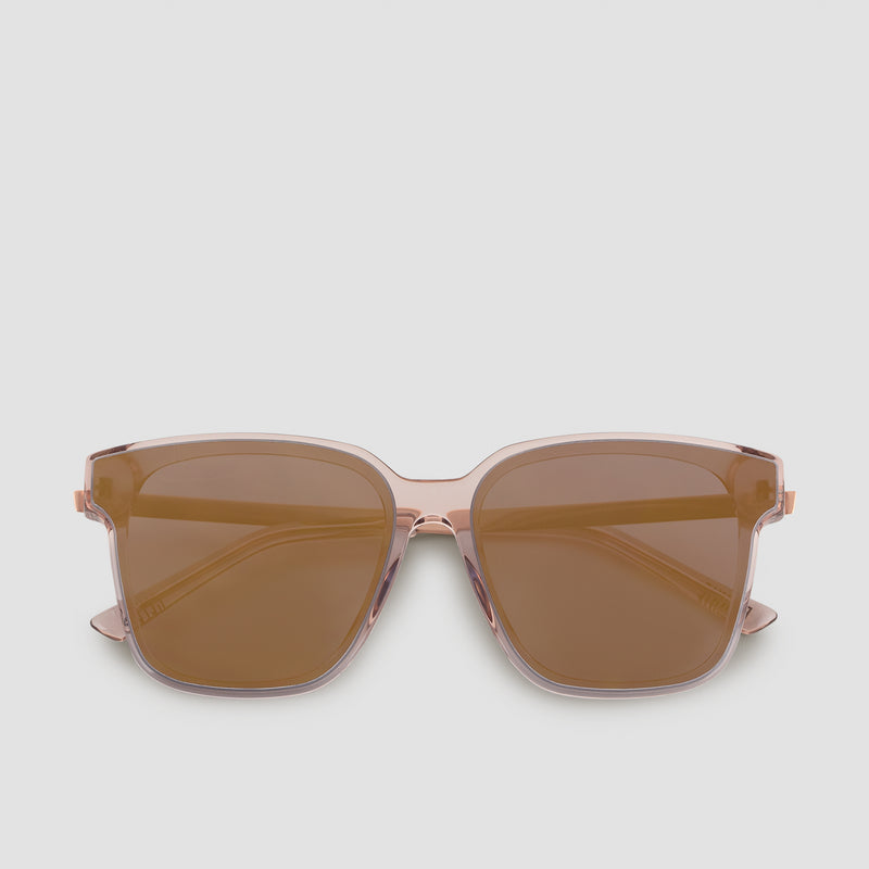 Front View of Wall Flamingo Fever (Mirror) Sunglasses