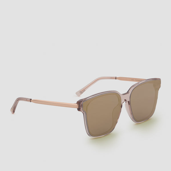 Quarter View of Wall Flamingo Fever (Mirror) Sunglasses