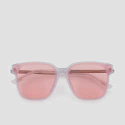 Front View of Wall Pure Matte-Himalayan Sugar Sunglasses