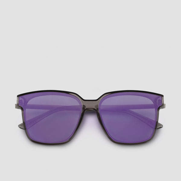 Front View of Wall Violent Ends (Mirror) Sunglasses