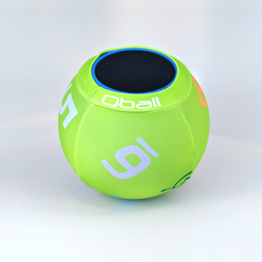 Qball Cover - Numbers