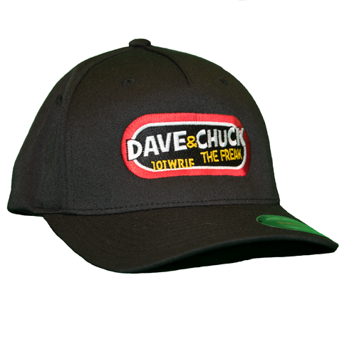 WRIF Dave & Chuck Flex Fit Hat