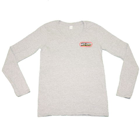 Dave & Chuck V-Neck Long Sleeve