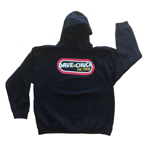 Dave & Chuck Pullover Unisex Hoodie