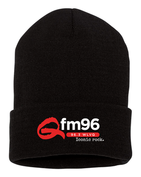 QFM96 Icon Rock Beanie
