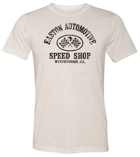 Easton Automotive Speed Shop | Short Sleeve Tee By RoAcH T-shirts
