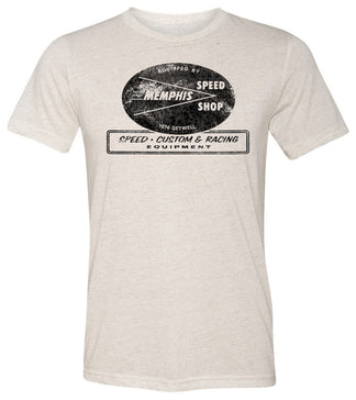 Equipped by Memphis Speed Shop | Short Sleeve Tee By RoAcH T-shirts
