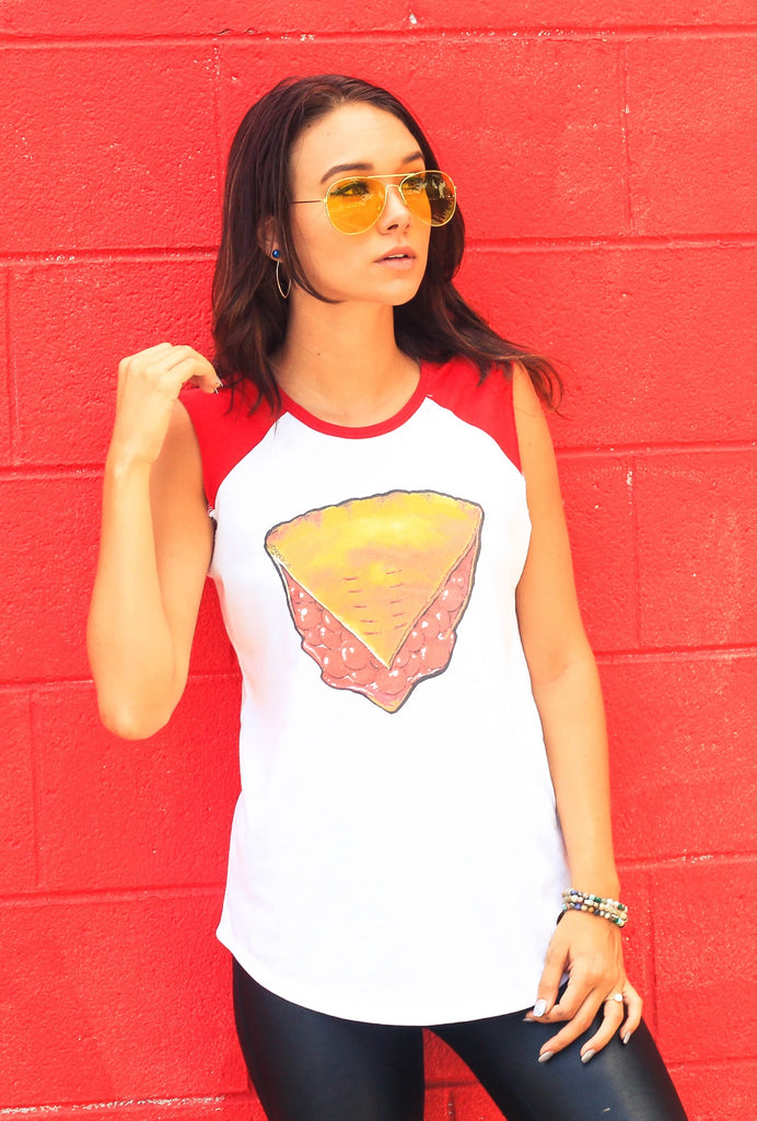 Cherry Pie | Women's Muscle Tee