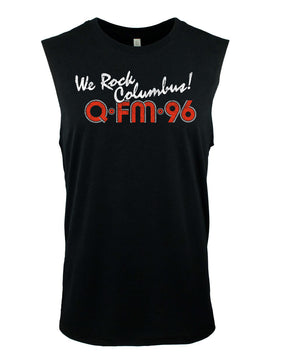 QFM96 We Rock Columbus Muscle Tank