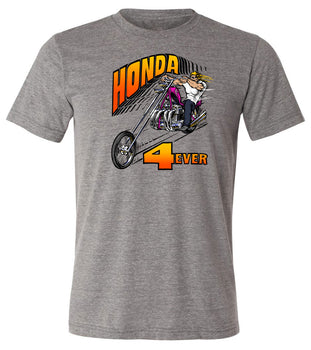Honda Forever Chopper T-shirt