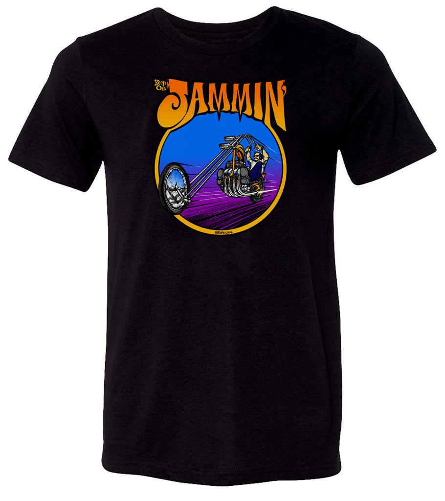 Keep On Jammin' T-shirt