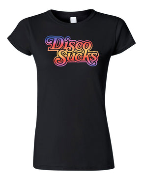 Disco Sucks Women's T-shirt