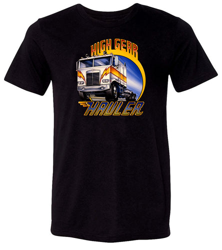 High Gear Hauler T-shirt