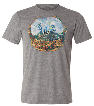California Ski Surf T-shirt