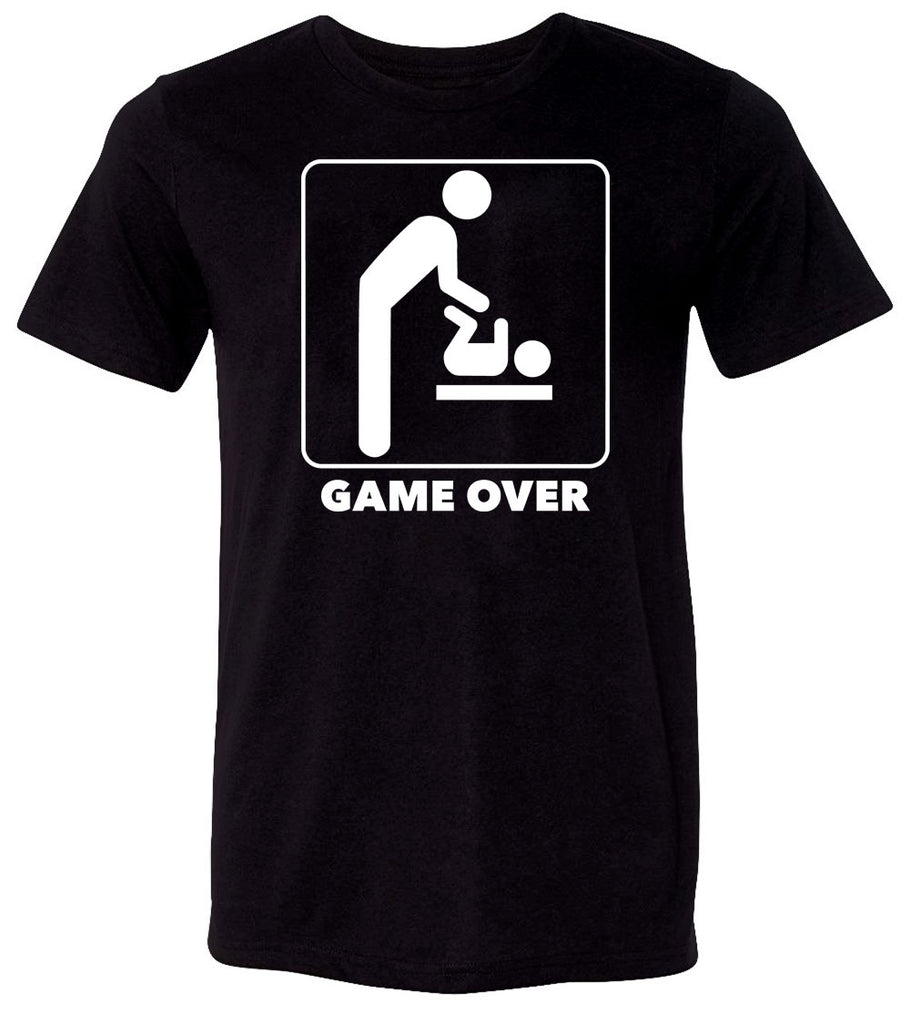 Game Over New Dad Tee | Father's gift T-shirt