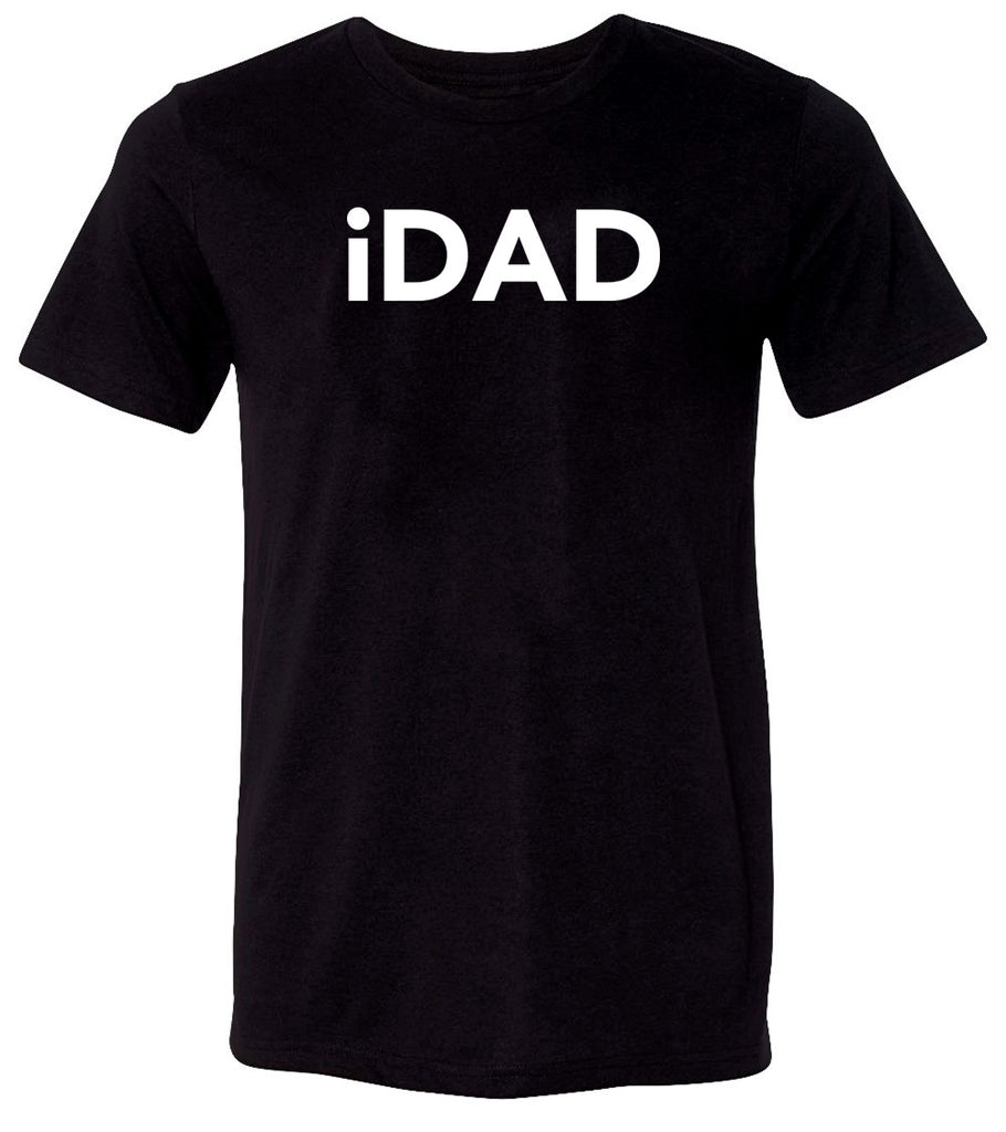 iDAD Father's gift T-shirt