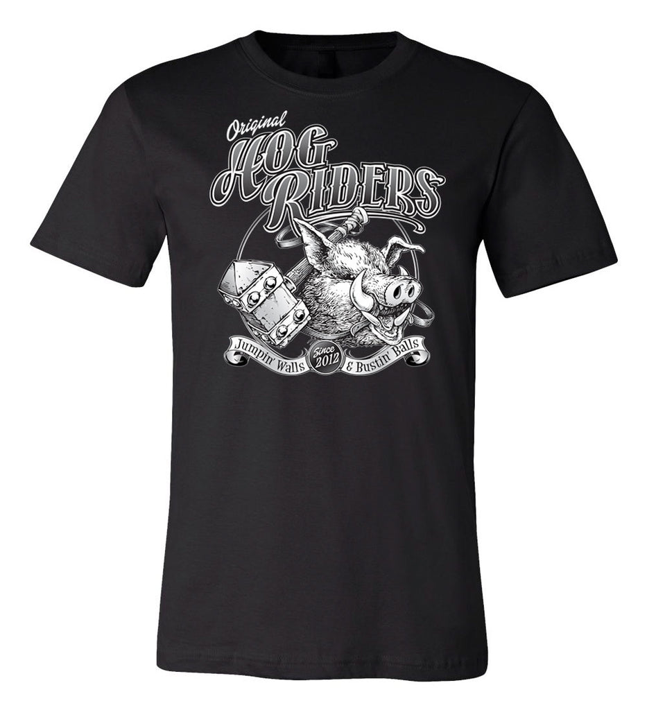 Original Hog Riders T-shirt