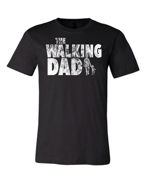 Walking Dad Zombie T-shirt