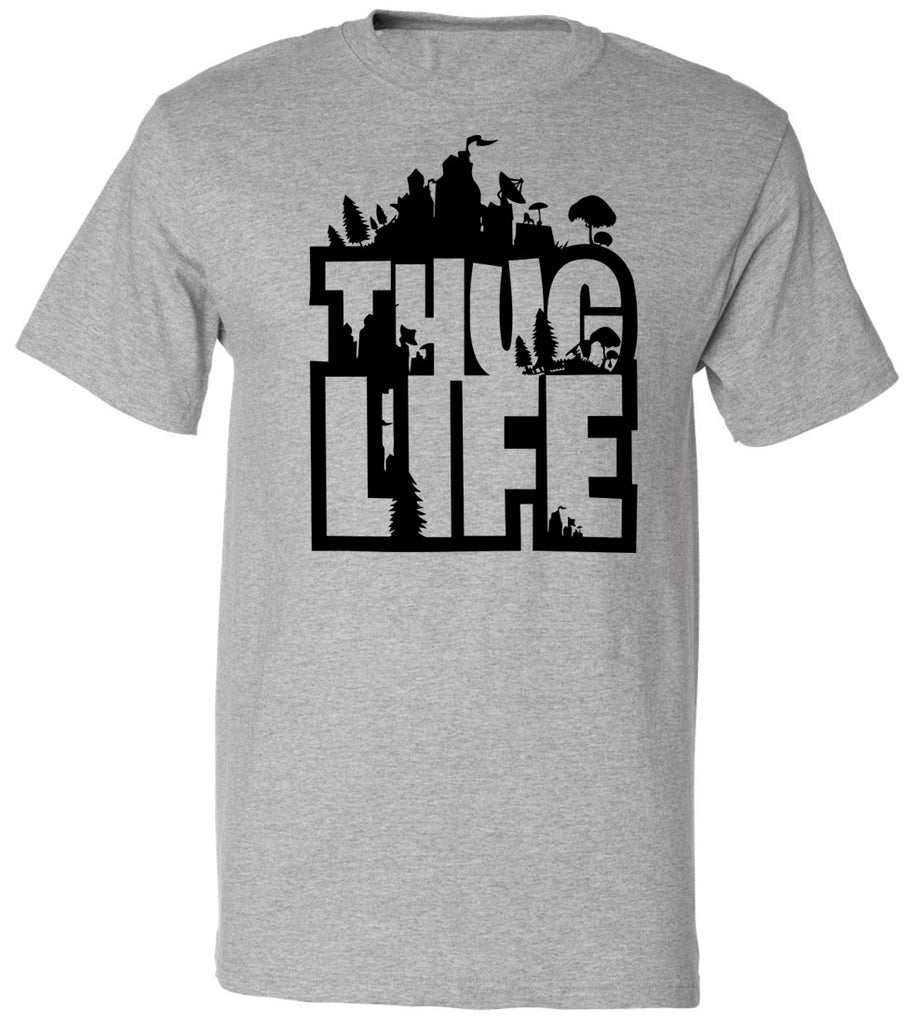 Thug Life T-Shirt Video Gamer Gift Shirt