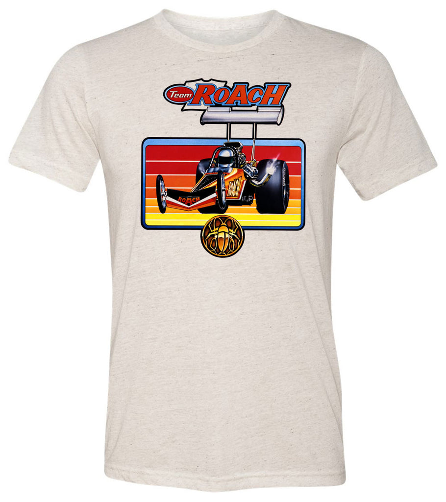 Team RoAcH drag racing Tee