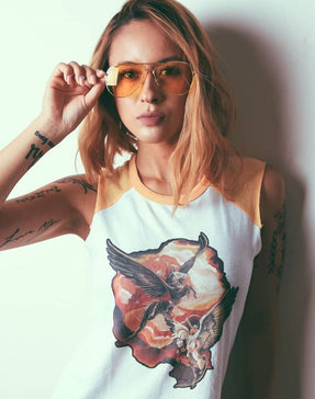 Winged Fantasy | Women's Muscle Tee