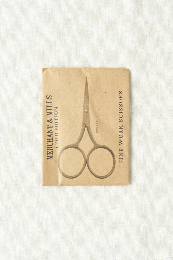 Merchant and Mills Fine Work Scissors