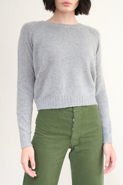 P-281 Knitted Cashmere Crewneck private 0204