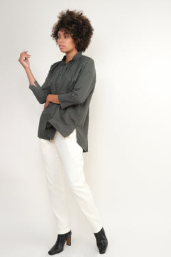 pas de calais cotton trouser