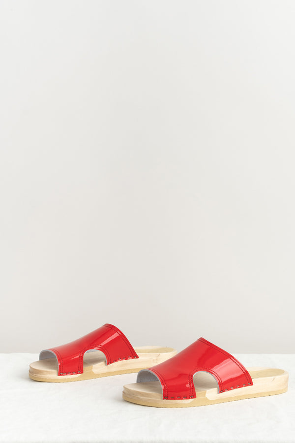 no. 6 alexis cut out sandal