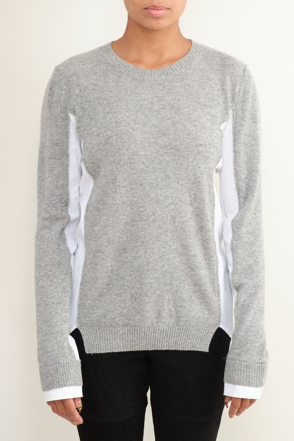 cotton lined cashmere sweaters Kristensen du Nord