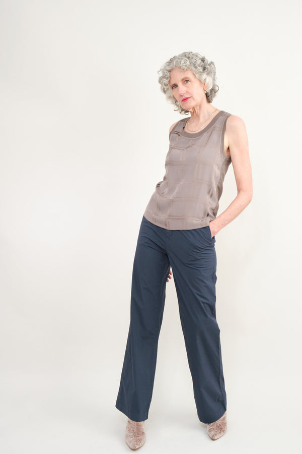 Kristensen du Nord Cotton Stretch Pants