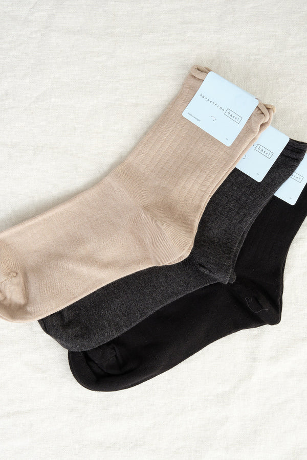 women's cashmere socks Hansel From Basel