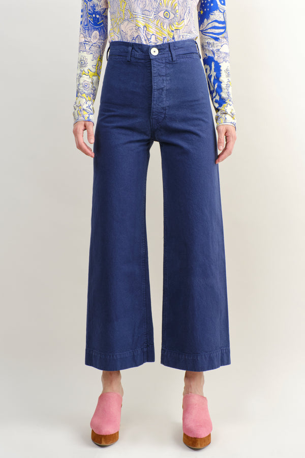 Sailor Pant In Bill Cunningham Blue