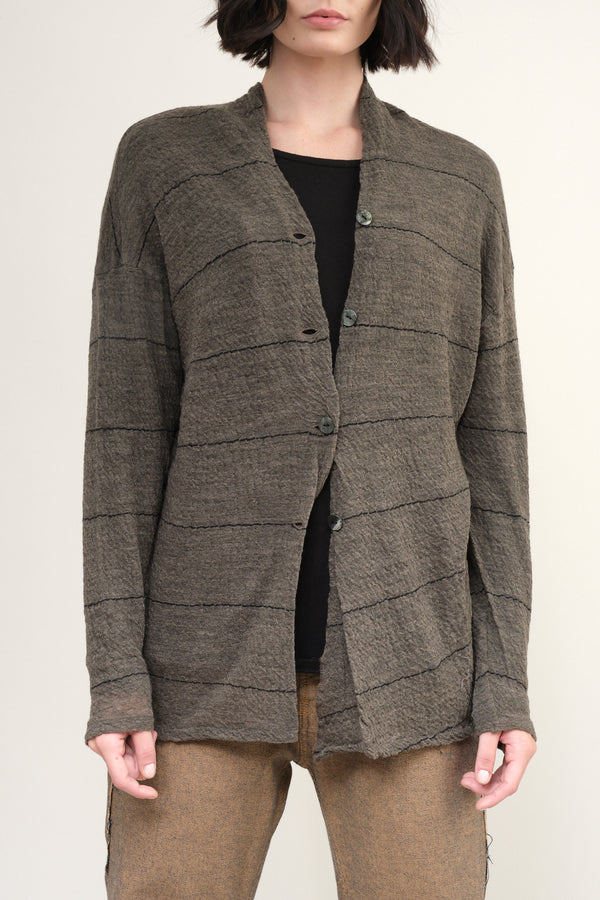 button up wool cardigan pas de calais