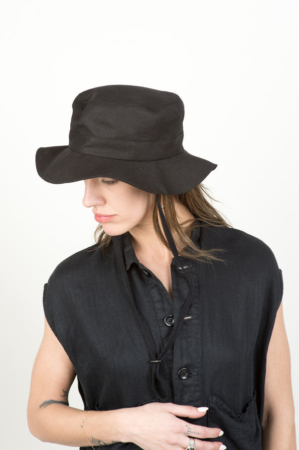 Clyde Linen Trail Hat