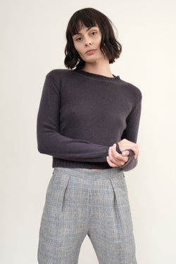 private 0204 P-280 Knitted Cashmere Crewneck