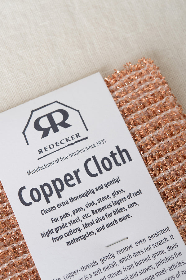 copper cleaning supplies