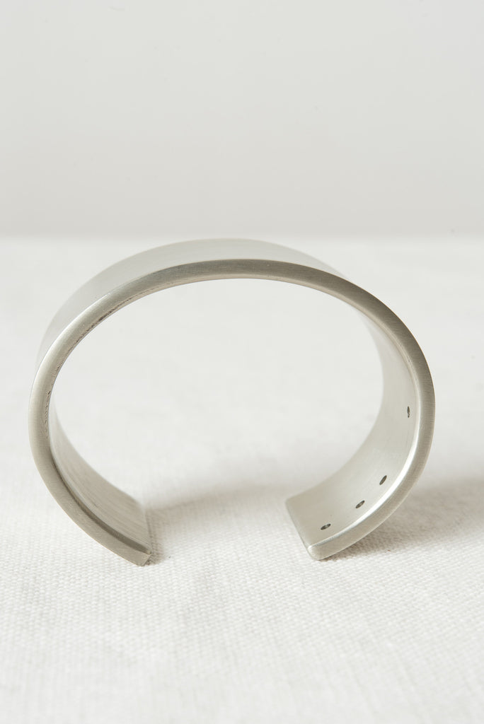 modern sleek gift holiday cuff