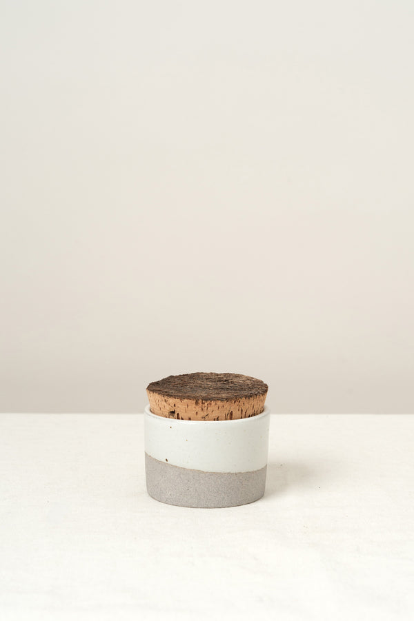 Small Lidded Canister