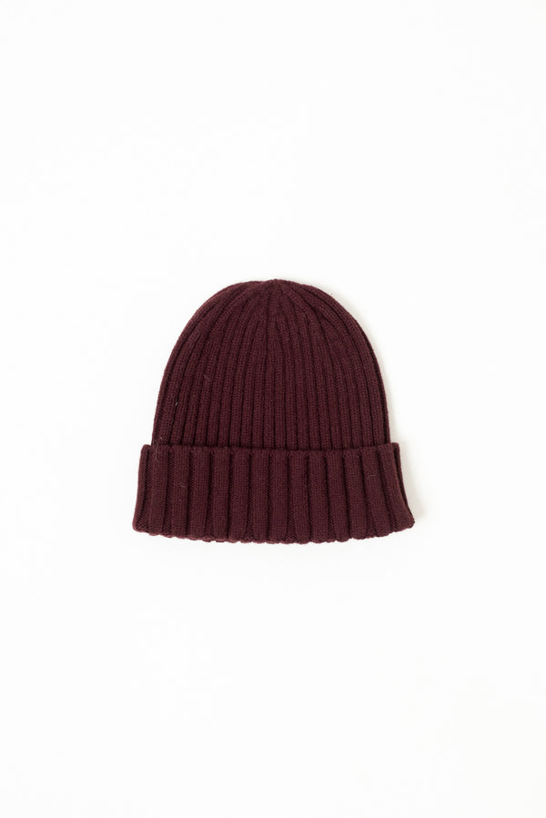 Women's Ribbed Beanie