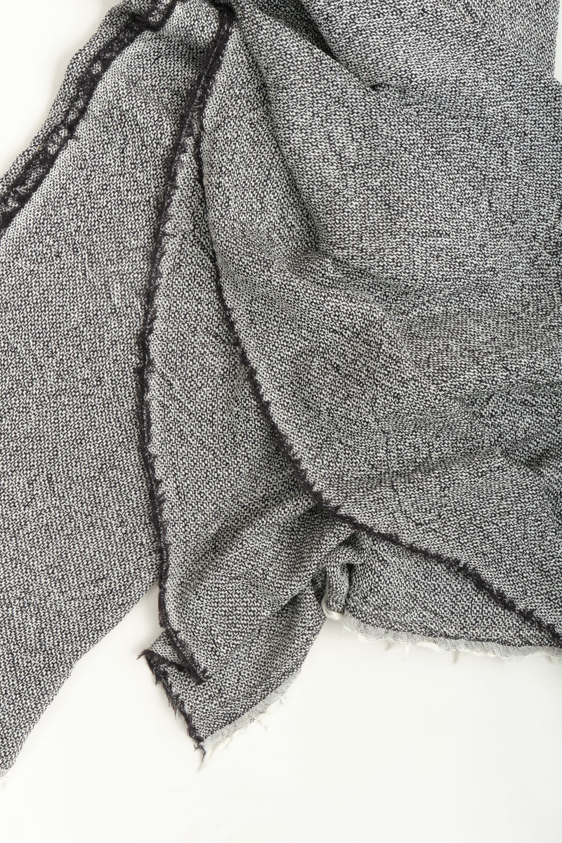 Hale Mercantile Crush Merino Blanket Fringed