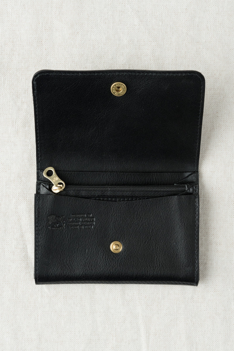 Snap Button wallet
