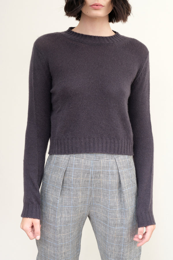 P-280 Knitted Cashmere Crewneck private 0204