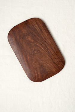 Hand Carved Bread Board